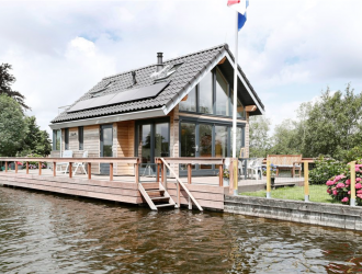 Finnhouse recreatiewoning